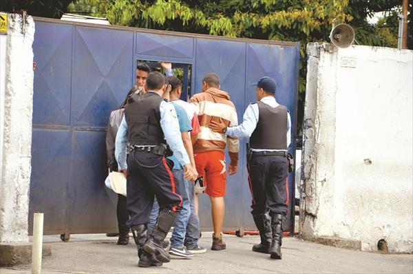 Criminal se fugó del Cicpc.