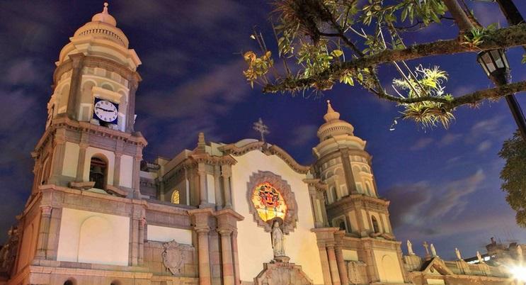 Catedral de Mérida.