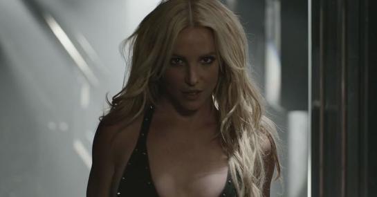 Britney Spears se autocensuró en Make Me