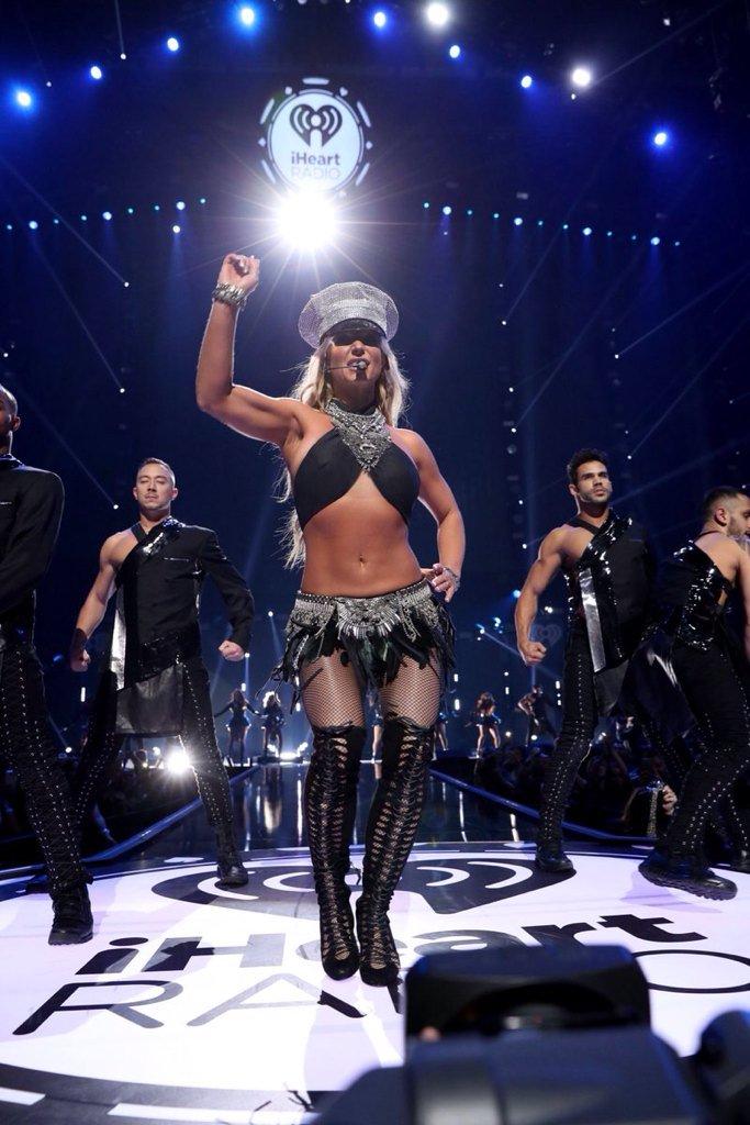 Britney deleitó en Las Vegas