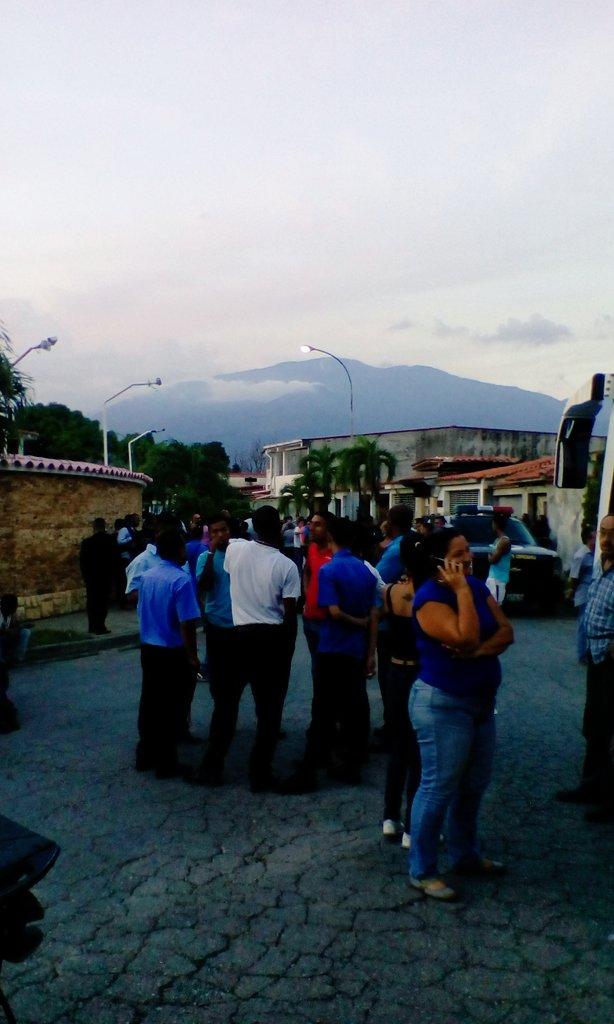 Asesinaron a 5 personas en Guatire