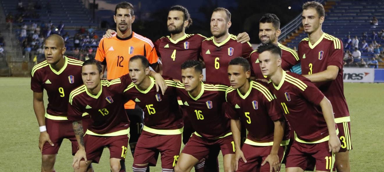 Venezuela vuelve a caer en el ranking FIFA
