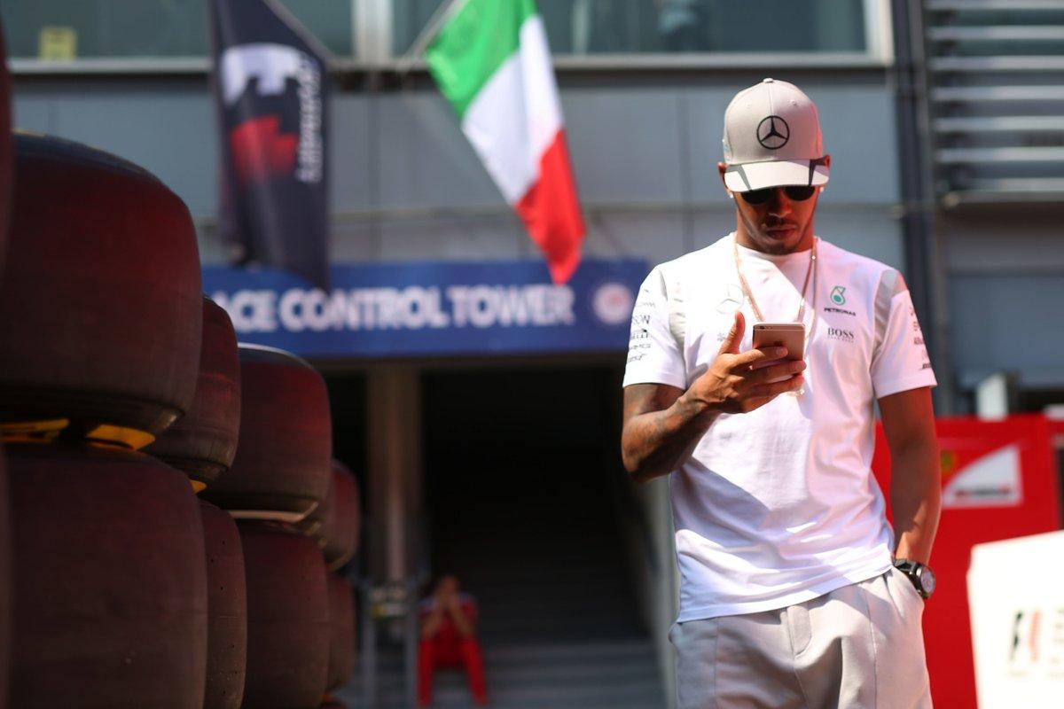 Hamilton está lejos del título de piloto en la Fórmula 1