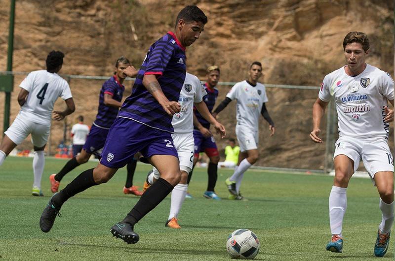 Mariano Agustin Diaz Ramirez - Metropolitanos FC