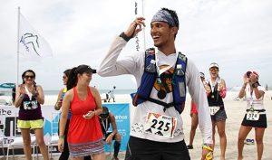 Cesar Garcia Urbano Taylor - Carrera Indomit Caribe 2017 (Ganador Joandry López)