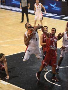 Jorge Hernandez Fernandez - Guaros avanza a final LSB
