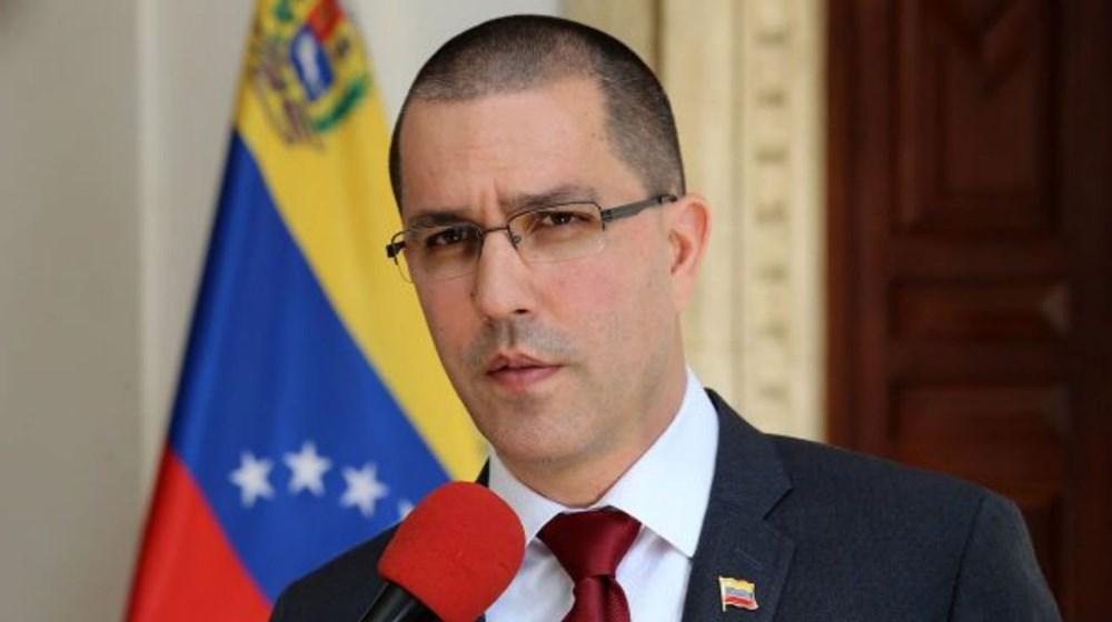 Jorge Arreaza EEUU debe abandonar Venezuela 2