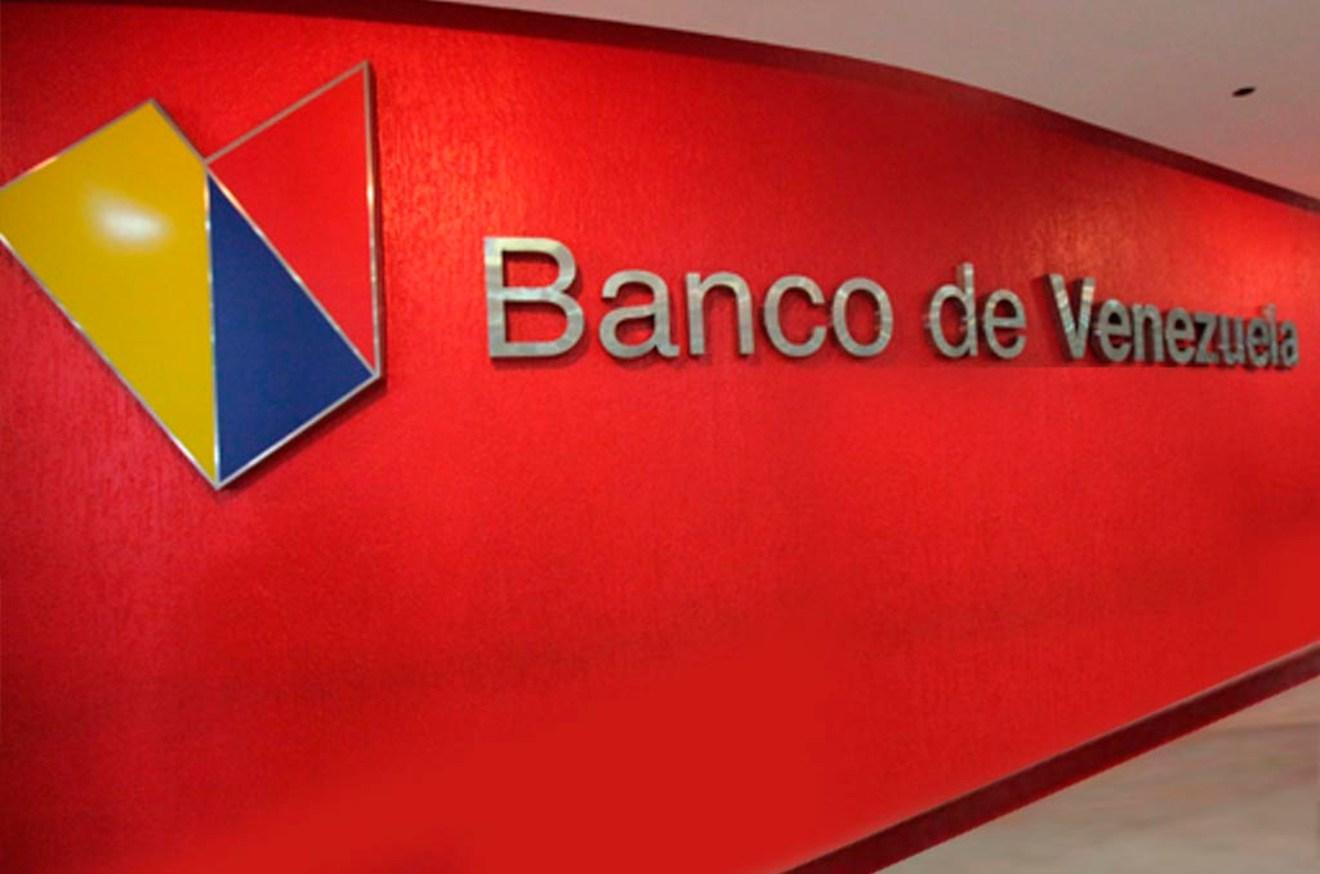 Fallas en la plataforma del Banco de Venezuela puso en jaque a sus clientes