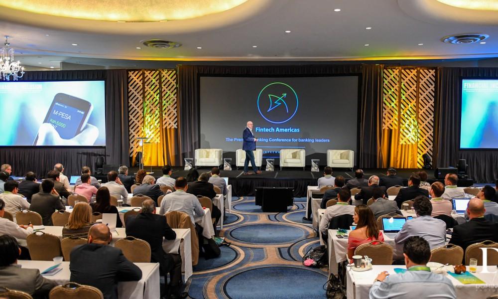 Miguel Angel Marcano Rodrigo Gonzalez Paniza generente innovacion Banesco Panama Fintech Americas