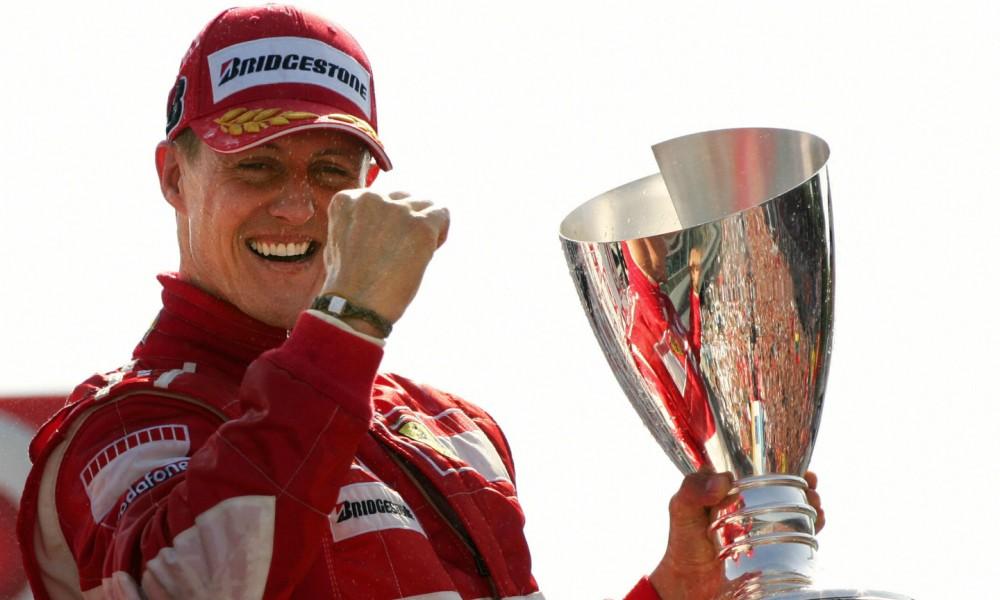 Michael Schumacher Pelicula