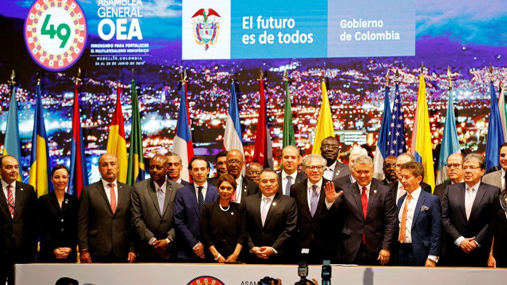 Luis Almagro, indicó que el trato adecuado evitará extorsiones, secuestros o hechos delictivos en los que podrían caer los migrantes