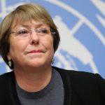Michelle Bachelet visitará Venezuela para abordar crisis