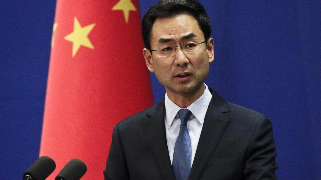 Geng Shuang vocero del país asiático, confía en el papel que está jugando la comunidad internacional con respecto a la salida de la crisis en Venezuela