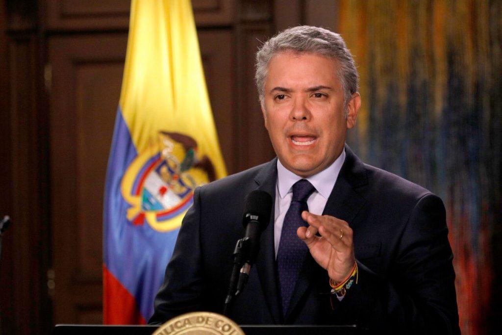 El canciller colombiano también repudió presencia de exguerrilleros en Venezuela