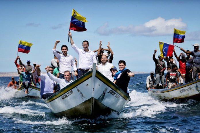 Guaidó instó al pueblo neoespartano a participar activamente el próximo 23 de julio en la sesión ordinaria de calle de la AN