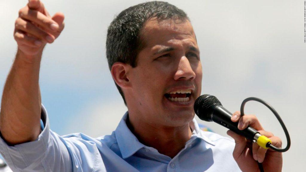 """""""La represión y la tortura en Venezuela no van a quedar impune"""", afirmó Guaidó"""