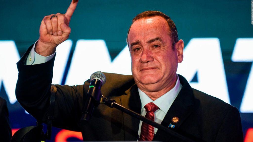 De acuerdo al Tribunal Electoral, Giammattei obtuvo 58,4% y que contó con la participación del 41% del patrón electoral guatemalteco