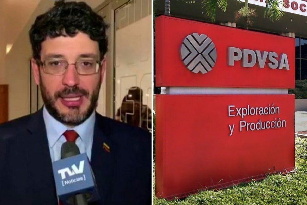 El procurador general de Venezuela también amplió los detalles sobre su participación en el caso Crystallex-Citgo