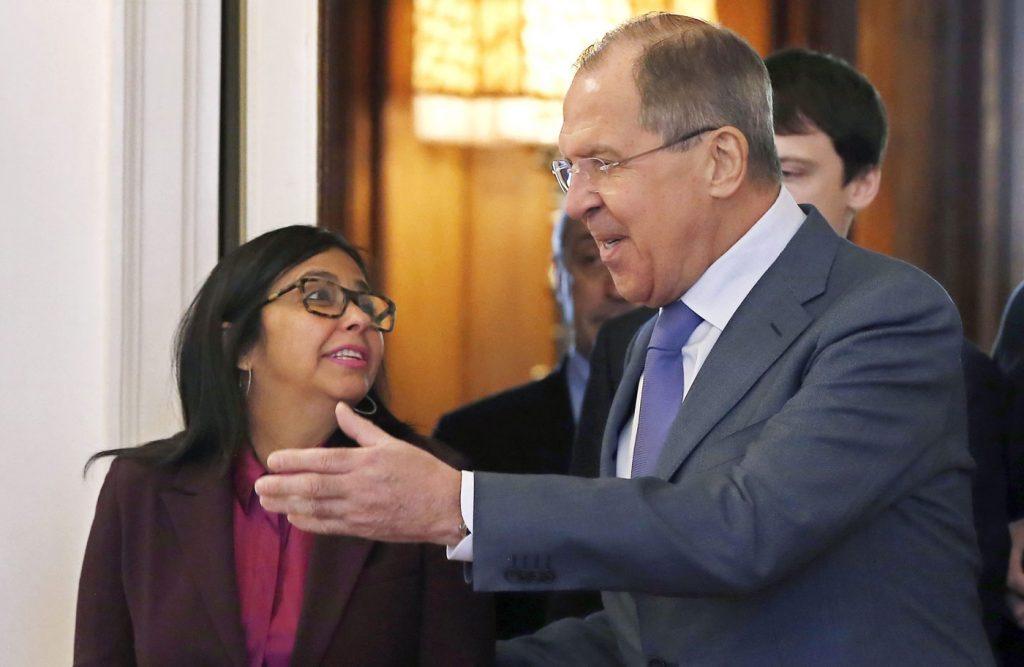 La Vicepresidenta agradeció el apoyo y respaldo brindado en contra de las medidas coercitivas de EE.UU.