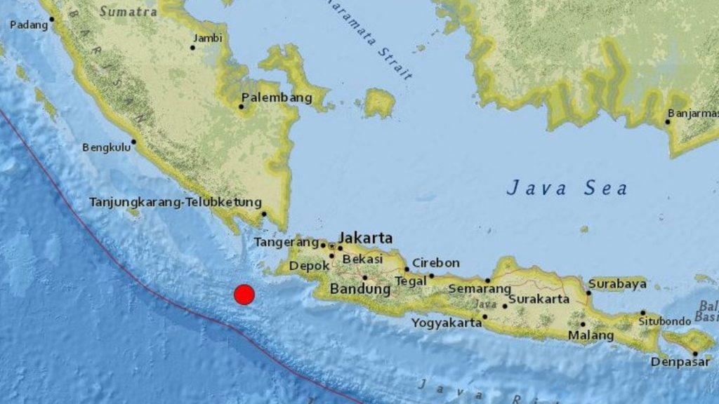 Las autoridades locales emitieron alerta de tsunami luego de advertir sobre la posibilidad de que se formaran olas de hasta tres metros de altura