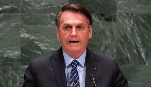 El presidente brasileño acusó a Cuba y Venezuela de regímenes dictatoriales