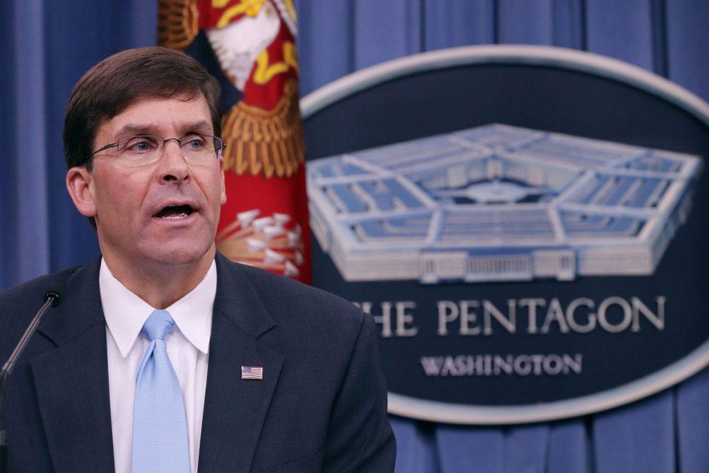 El jefe del Pentágono instó a las fuerzas militares estadounidenses a implementar estrategias para contrarrestar el dominio ruso