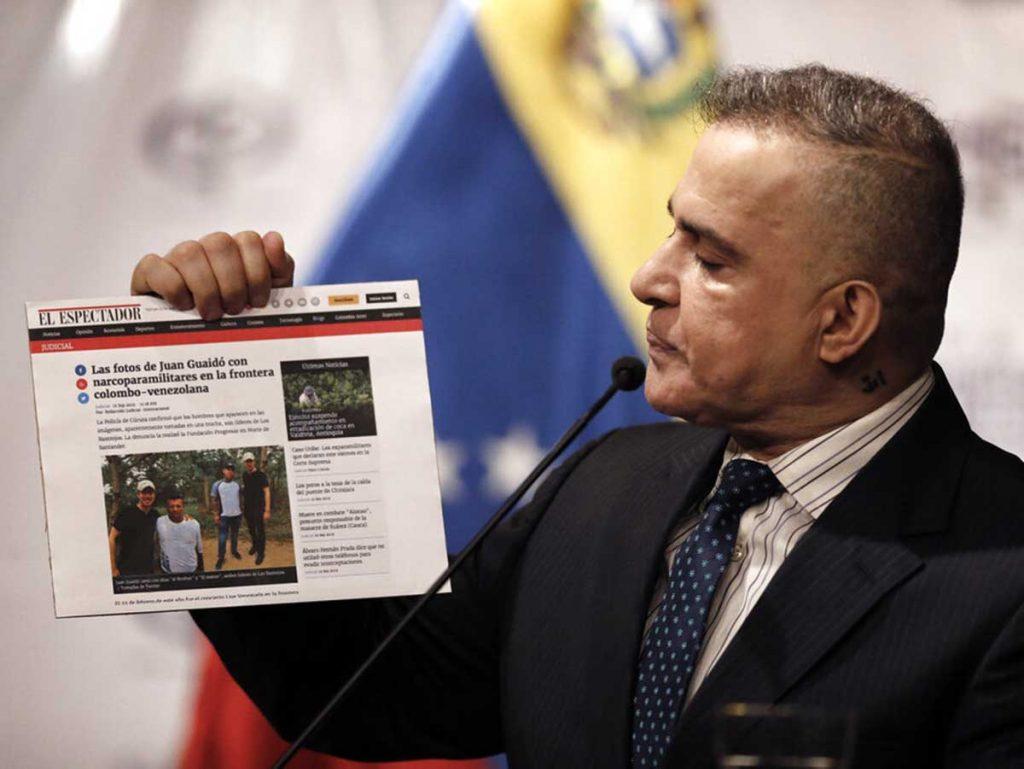 El senador colombiano Gustavo Petro se unió a la denuncia realizada por el MP