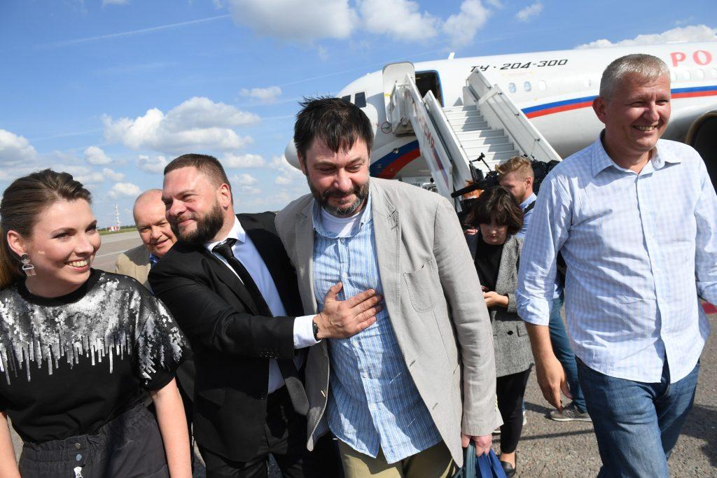 Presidente ucraniano: este intercambio de prisioneros representa el primer paso para el diálogo