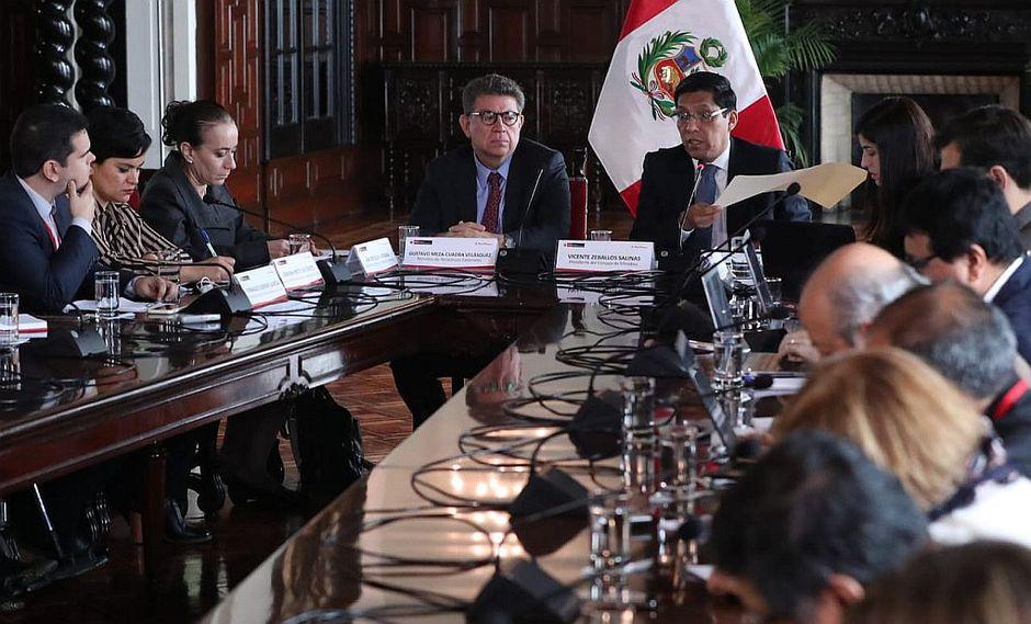 La medida acordada programó las elecciones parlamentarias para el próximo 26 de enero de 2020