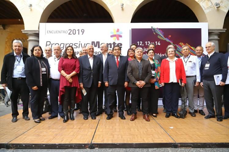 Partidarios del ex presidente Rafael Correa, instaron al Gobierno de Lenin Moreno a derogar las medidas económicas implementadas