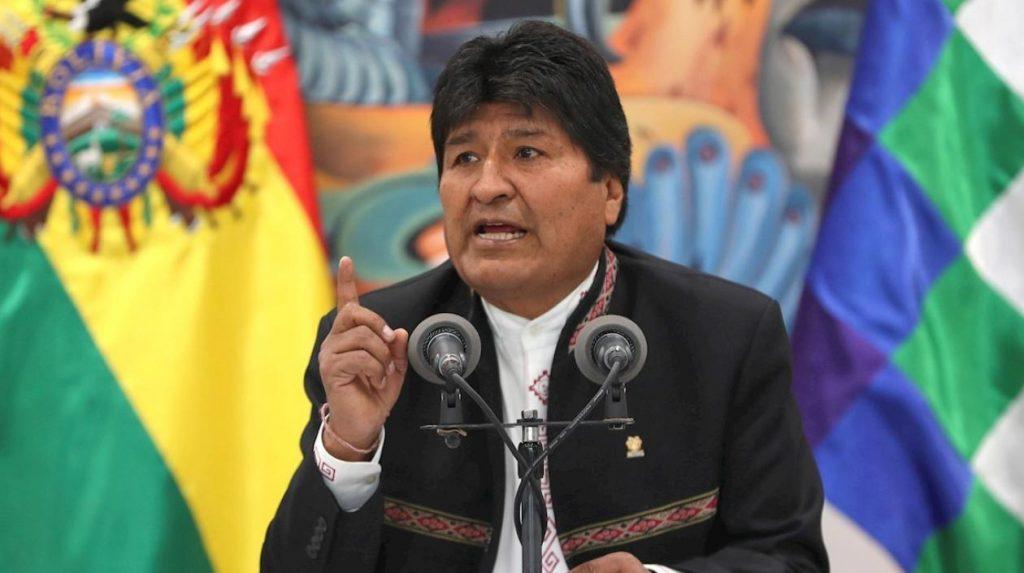 El mandatario instó al pueblo boliviano a permanecer en emergencia y movilización pacífica
