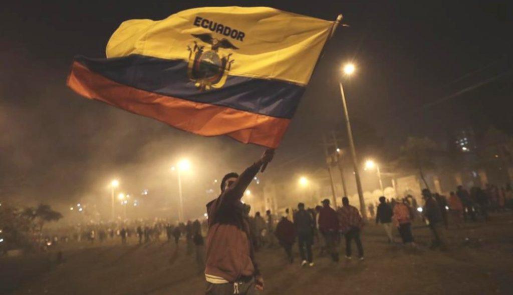 El Gobierno de Venezuela se unió al júbilo del pueblo ecuatoriano por la derogación del decreto 883