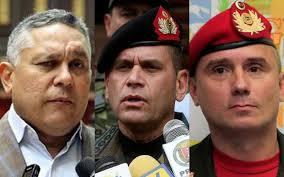 """Los sancionados están implicados en presuntos """"abusos de derechos humanos (DD.HH.)"""" en Venezuela"""