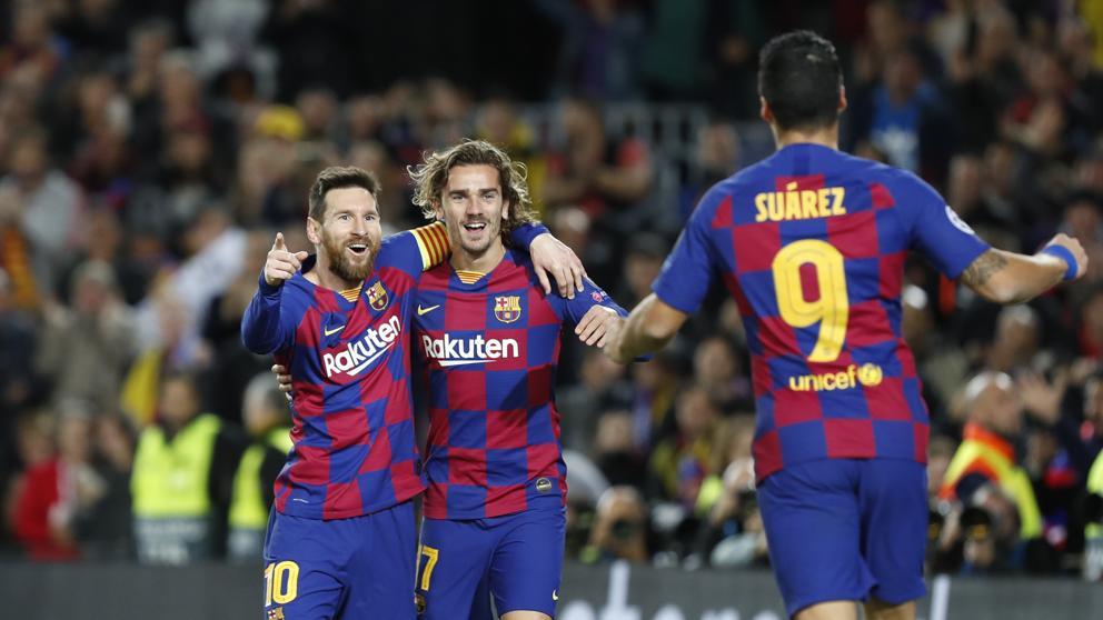 Con este resultado, los de Valverdes se clasifican a los octavos de final de la Champions League