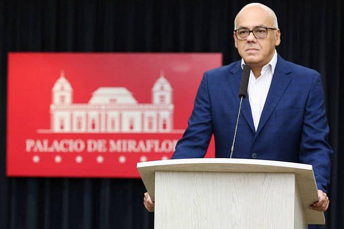 """El ministro mostró las declaraciones de alias """"vaquita"""" las cuales comprometen a Guaidó"""