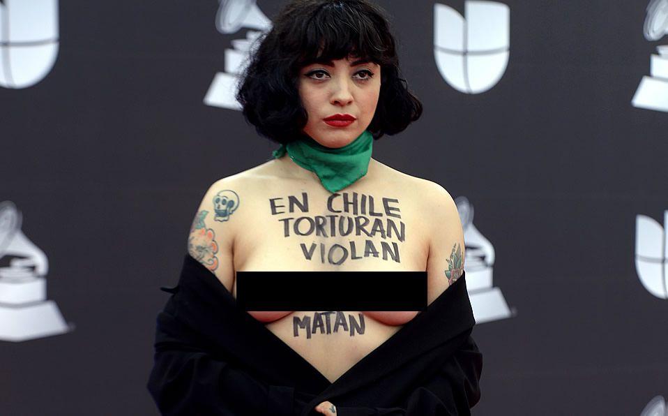 Protesta-Grammy