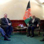Cese de violencia en Afganistán iniciará el 22-F