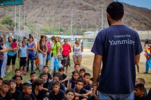 Fundacion Yammine 20 años trabajando por venezuela