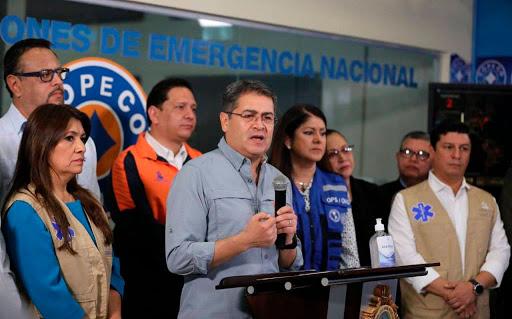 Honduras confirma primero dos casos de Coronavirus