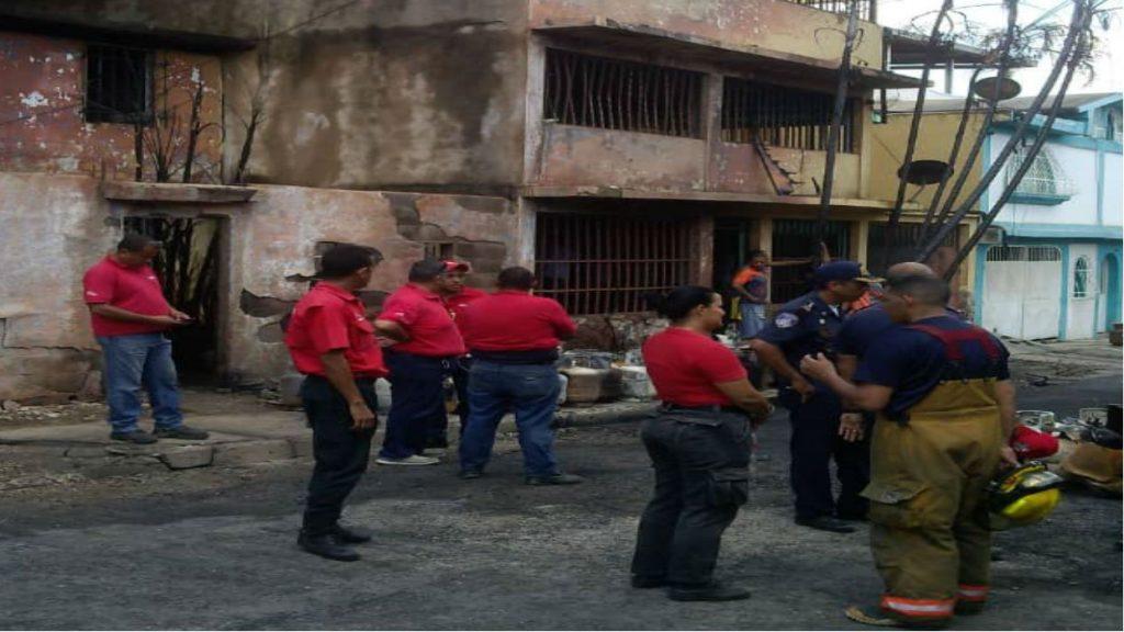Explosión en Aragua deja vario héridos
