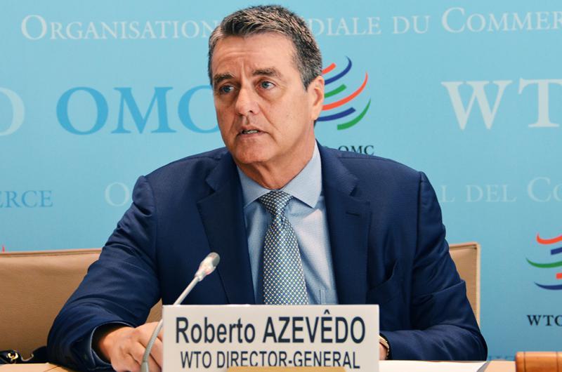 Renuncia director de la OMC
