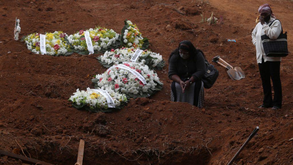 Brasil el tercero con más muertes
