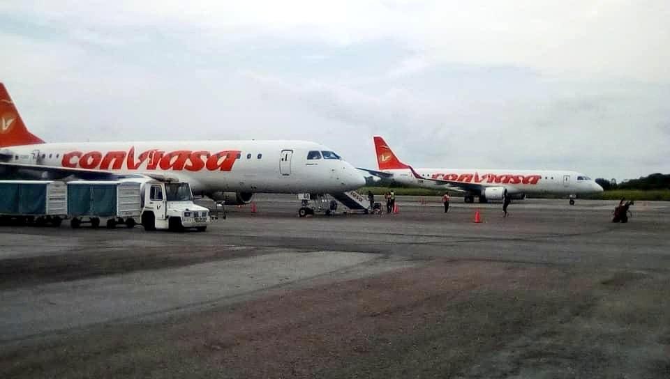 Restricciones aéreas en Venezuela continúan