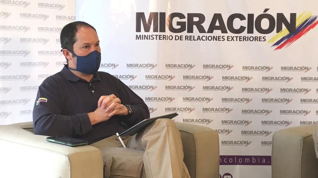 Cierre de fronteras en Colombia estará vigente hasta el 1-O