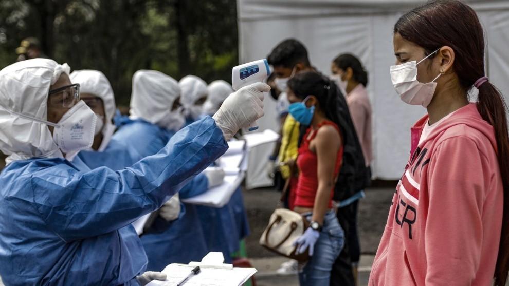 Venezuela supera los 20.000 contagiados por COVID-19