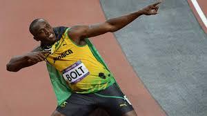 Usain Bolt, el hombre más rápido de la historia, conserva los récords del mundo de 100 y 200 metros, con unos tiempos de 9.58 y 19.19 segundos, respectivamente.