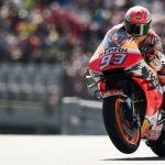 El campeón de MotoGP, Marc Márquez no competirá en República Checa
