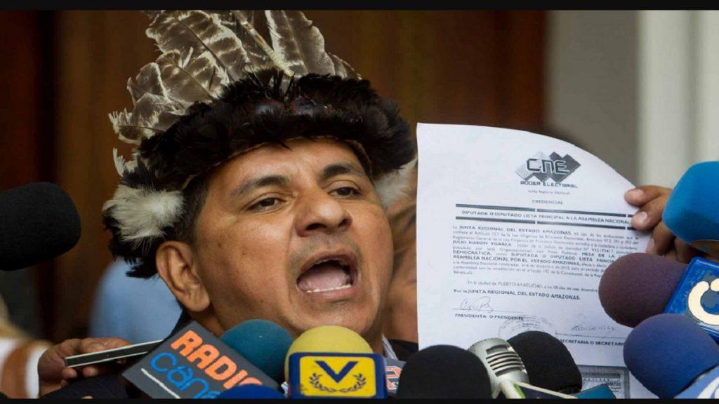 Parlinve y Evolución denuncian violación al derecho participativo de los pueblos indígenas