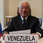 Embajador Jorge Valero rechazó el informe sobre DDHH en Venezuela