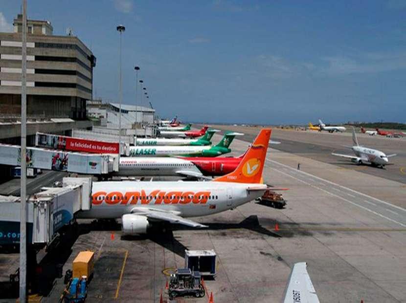 Actividad aérea y terrestre en el territorio nacional se reanudan el 30-N